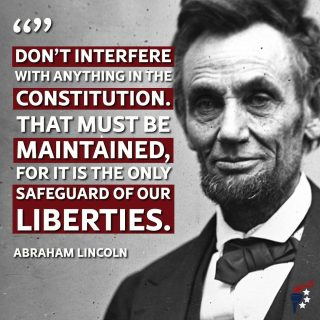Why is it that the thing progressive politicians want to tamper with the most is the document they swear to defend & protect? The Constitution is the guardian between We The People & a tyrannical takeover from those same politicians.