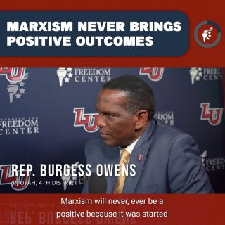 Progressivism is Marxism's younger brother. Characterized by the same ideas of wealth redistribution, distortions of justice, elimination of dissenting ideas, etc., progressivism, like Marxism, will never yield positive results. The two stand almost entirely in direct opposition to God's natural order and to ideas that lead to human flourishing.  @burgess4utah