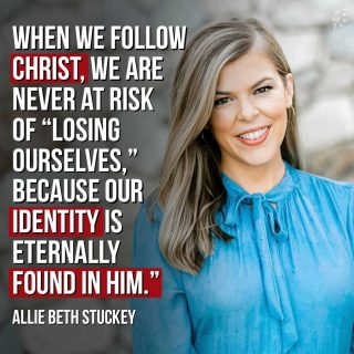 """""""I have been crucified with Christ. It is no longer I who live, but Christ who lives in me. And the life I now live in the flesh I live by faith in the Son of God, who loved me and gave himself for me."""" - Galatians 2:20  @alliebstuckey"""