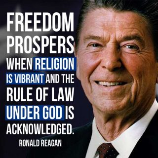 Freedom of religion keeps the government form behaving like a deity and allows citizens to freely choose whom they will worship. Keeping this right intact is vital to keeping the government from controlling every aspect of our lives.