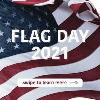Our flag is more than a fabric. It has a rich and wonderful history, representing freedom and more than 200 years of fighting for liberty and justice for all. On this flag day, we honor all that it stands for and hope that our generation may diligently preserve the freedom she represents for all who call America home.