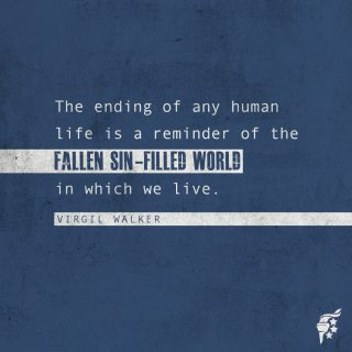Sin's stain can be dark and ugly, but don't let it discourage you. Jesus commands us to drive out that darkness with his light. Let's be the pro-life generation! (Matthew 5:14-16)  @virgillwalker