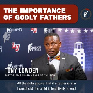 One of the biggest determinants of a child's success is how well they were loved by their fathers. If you are a father, do not give up on raising your children. They need your influence, discipline, and care in order to be godly leaders for their families and for the next generation.